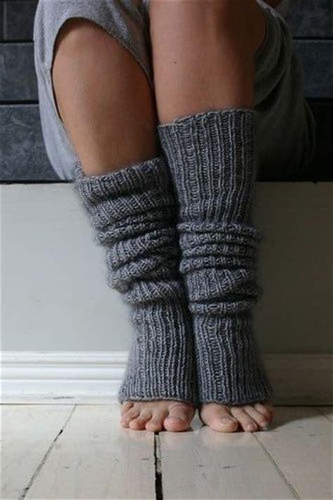 leg warmers knitting pattern ravelry easy leg warmers crochet knit yarn