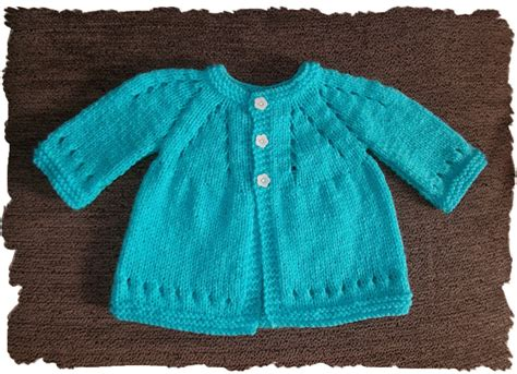 all in one knitted baby jacket marianna s lazy days marianna s top