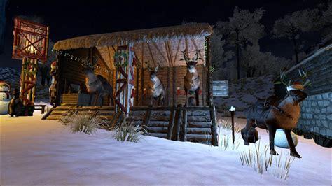 reindeer stable reindeer stables community albums ark official