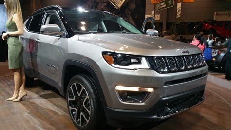all new compass is our tourer of the all new 2017 jeep compass 4x4 limited and trailhawk