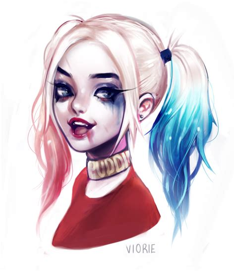 beautiful harley quinn tattoo design