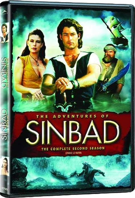 adventures of sinbad the adventures of sinbad