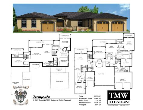 rambler floor plans with basement rambler daylight basement floor plans tri cities wa