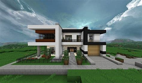 modern home design build modern home comfortable minecraft house design
