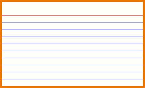 3x5 note card template vertola