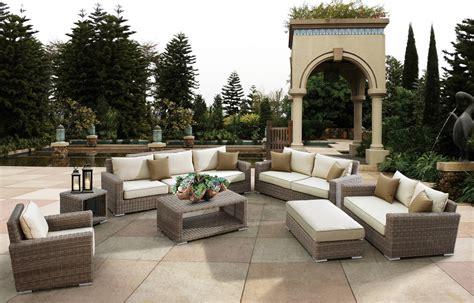 luxury patio furniture brands the top 10 outdoor patio furniture brands