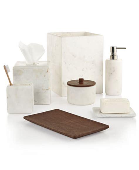 hotel collection bathroom accessories hotel collection marble bath accessories only at macy s