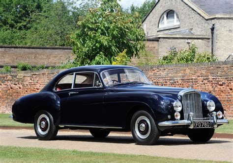 Bentley R Type Continental by Coachbuild H J Mulliner Bentley R Type Continental