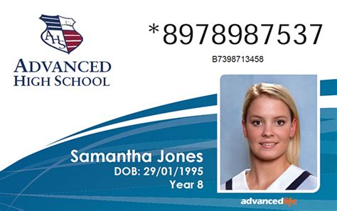 how to make school id cards id cards advancedlife school photography and print