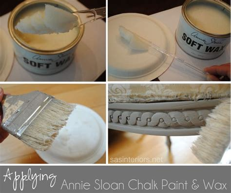 chalk paint wax tips tips on how to apply sloan chalk paint and wax