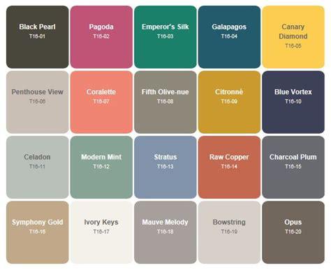 Behr Paint Trends For 2016 Favorite Paint Colors Paint