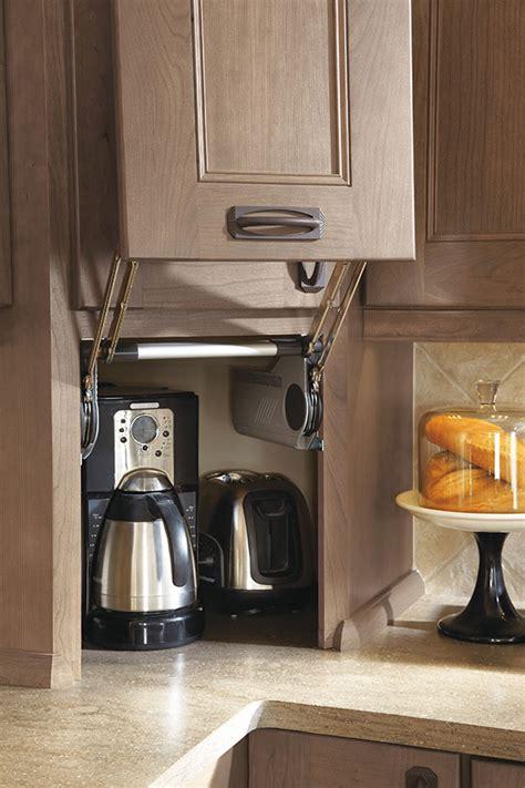 kitchen cabinet appliance garage appliance garage omega cabinetry
