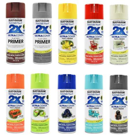 paint colors rustoleum rust oleum spray paints primers
