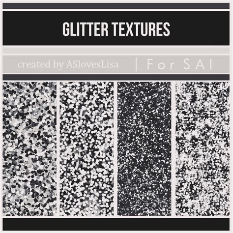 paint tool sai glitter brush thanks by asloveslisa on deviantart