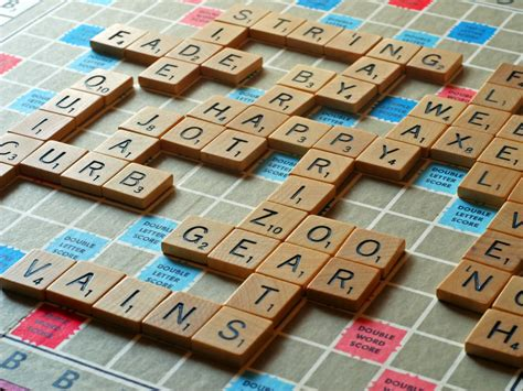 what is scrabble 10 board that you must play at least once listovative
