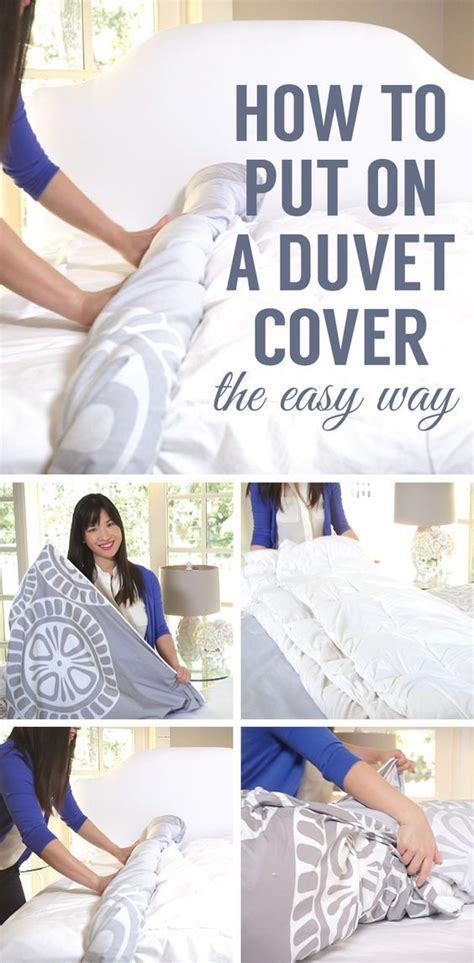 how to put duvet cover 17 best ideas about duvet on bed covers bed