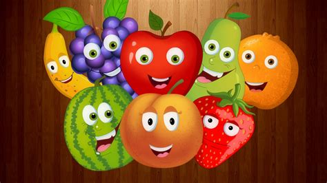 fruits for fruits song rhymes learning for fruit