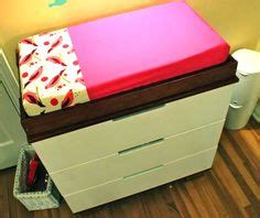 make your own changing table how to make your own changing table pad and changing pad