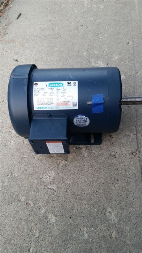 2hp Electric Motor by Electric Motors 2hp For Sale Classifieds