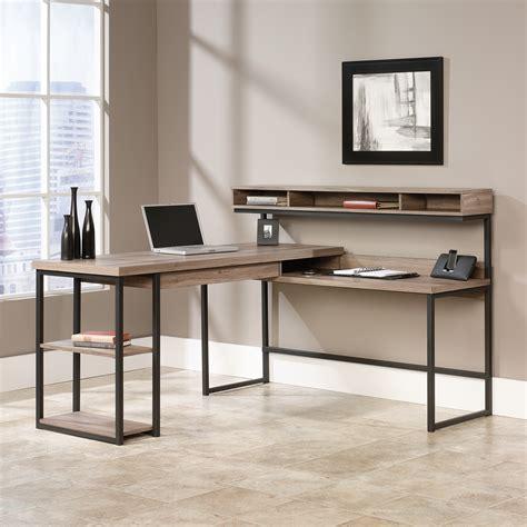 office l shape desk sauder select l shaped desk 414417 sauder