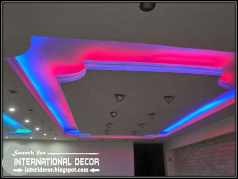 Led Lights On Ceiling Led Ceiling Lights Led Lighting Ideas In The Interior