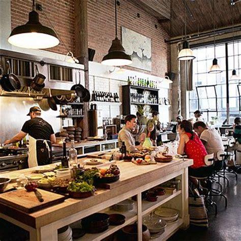 kitchen design restaurant the 25 best open kitchen restaurant ideas on