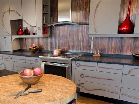 how to do backsplash in kitchen metal backsplash ideas pictures tips from hgtv hgtv