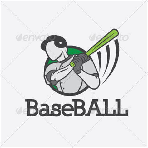 baseball logo template by maioriz graphicriver