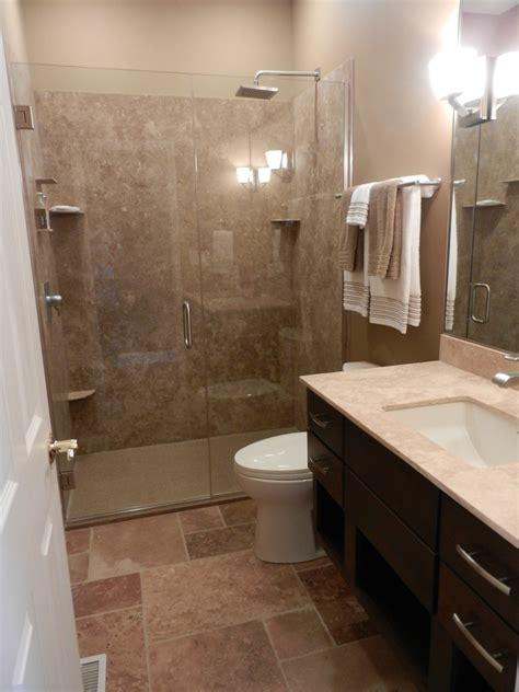 bathroom remodeling ideas photos bathroom open shower ideas for small modern bathrooms black vanity white countertop glamorous