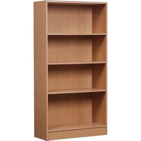 2 shelf bookshelves 4 shelf bookcase finishes walmart