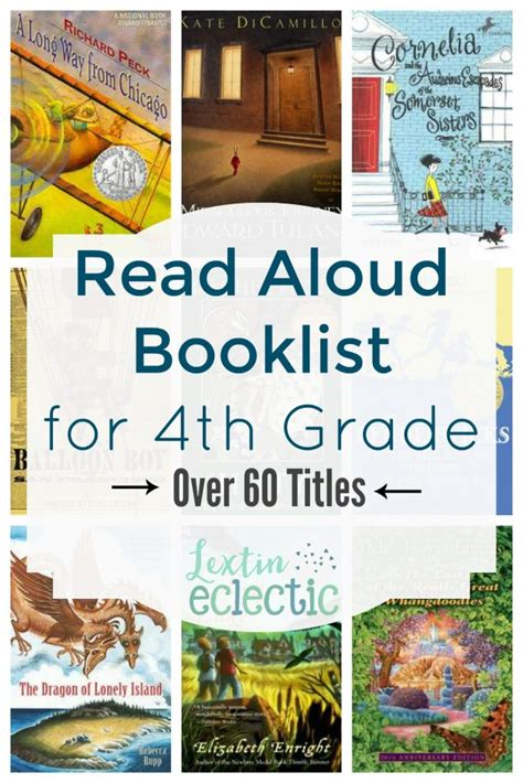 4th grade read aloud picture books book list 4th grade read alouds lextin eclectic