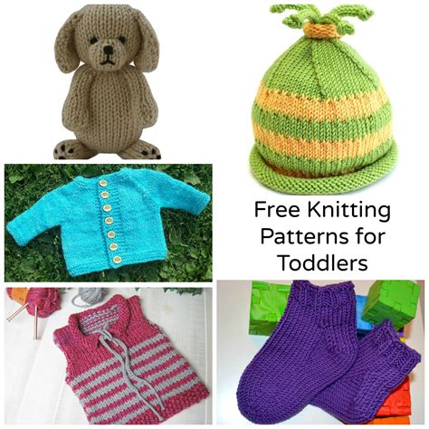 new knitting blogs 7 sweet free knitting patterns for toddlers craftsy