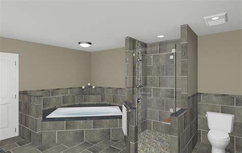 Bathroom Shower Makeovers by Bathroom Shower Makeover In Wall Nj 07719 Design Build