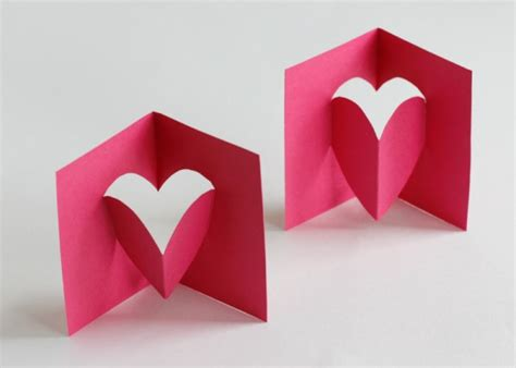how to make a pop out card pop out s day card make and takes