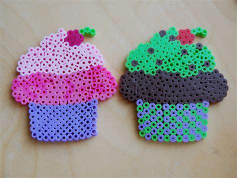 perler cupcake perler cupcakes all things cupcake
