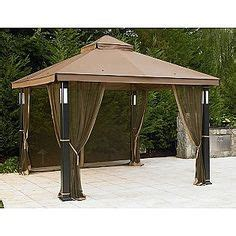 Garden Oasis Arbor With Lights Gazebo On 36 Pins