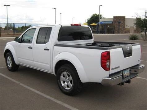2010 Nissan Frontier Se by Purchase Used 2010 Nissan Frontier Se Crew Cab 4