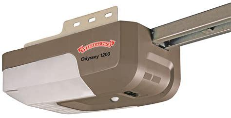 overhead door garage door opener what to consider when getting an electric garage door opener