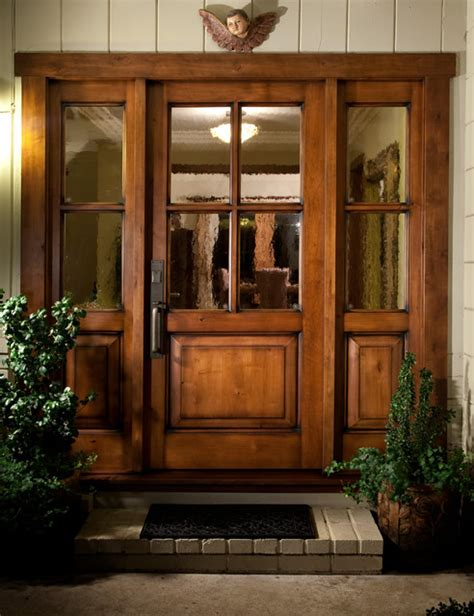 custom front doors custom doors traditional entry san francisco by