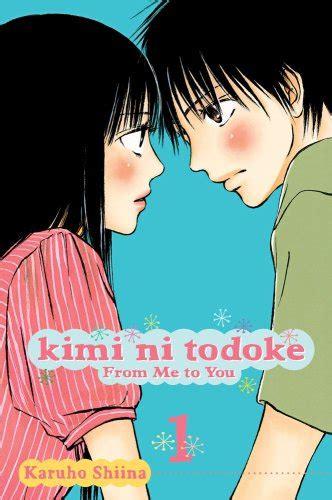 A Library S Familiar Diversions Kimi Ni Todoke From