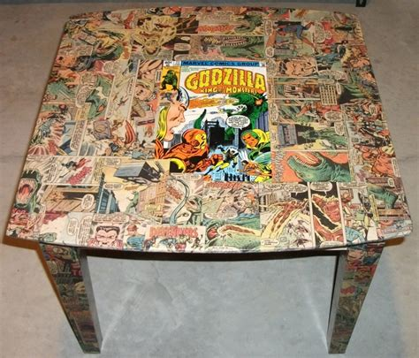 decoupage comics decoupage comics projects artist show comic vine