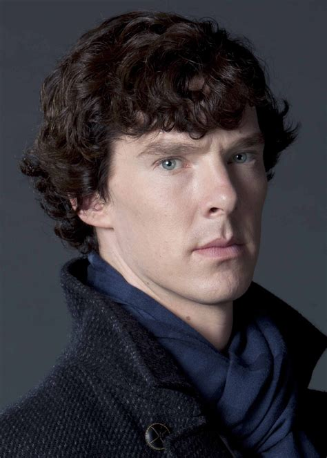 Girls Are Geeks » Geek Crush: Benedict Cumberbatch Benedict Cumberbatch As Sherlock