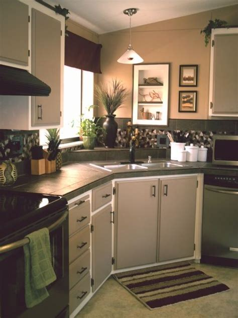 mobile homes kitchen designs 25 best ideas about mobile home kitchens on