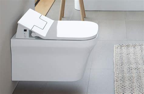 Duravit Toilet Water Level by Duravit Sensowash Slim Innovative Shower Toilets Duravit