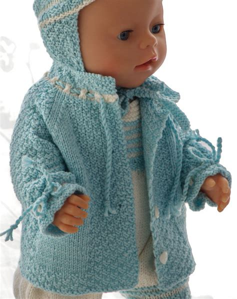 baby doll clothes knitting patterns baby doll clothes knitting patterns