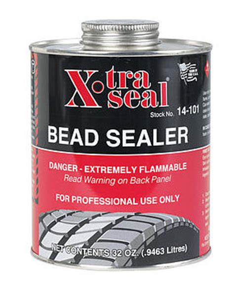 how to use bead sealer tire bead flange air leaks explained