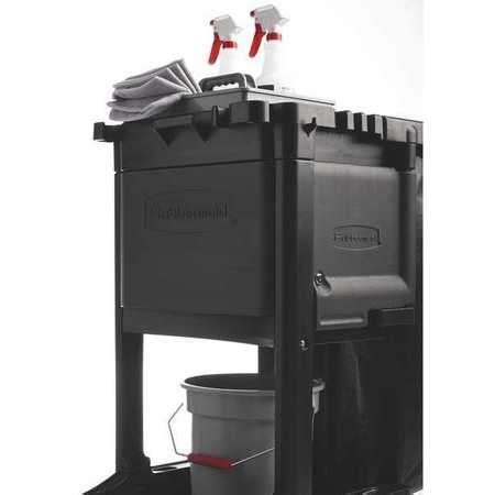 cabinet door kit rubbermaid cleaning cart locking cabinet door kit 1861443