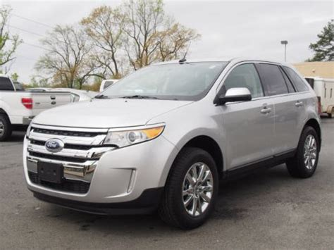 2014 Ford Edge Limited by Find New 2014 Ford Edge Limited In 214 S St Troy