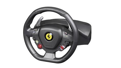 Thrustmaster Ferrari Lenkrad by Thrustmaster Lenkrad Ferrari 458 Italia Racing Wheel Usb