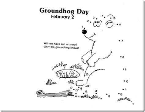 groundhog day kindergarten worksheets preschool alphabet groundhog s day